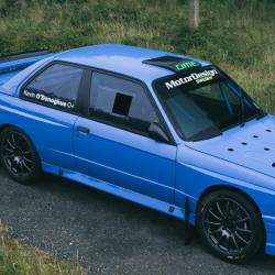 Vitre avant Makrolon BMW E30 coupé