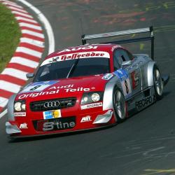 Vitre arrière latérale Makrolon Audi TT mk1 (8N)