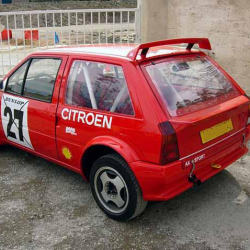 Kit Makrolon Citroën Ax - F2000