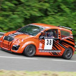 Kit Makrolon Citroën C2 - 3mm
