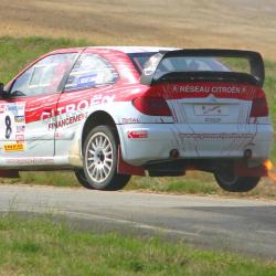 Vitre avant Makrolon Citroën Xsara