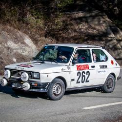 Vitre avant Makrolon Fiat 127