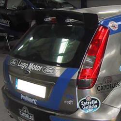 Lunette arrière Makrolon Ford Fiesta mk4