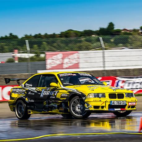 Vitre arrière latérale Makrolon BMW E36 coupé