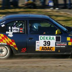 Vitre avant Makrolon Opel Kadett E Coupé