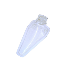 Ecope de refroidissement Naca simple Transparente - 76/63mm