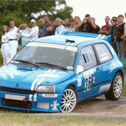 Pare-brise Polycarbonate Margard Renault Clio 1