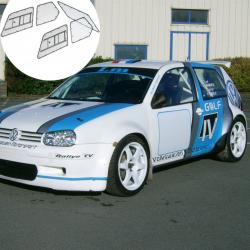 Kit Makrolon Volkswagen Golf 4 - 5mm