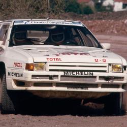 Pare-brise Polycarbonate Margard Citroën BX