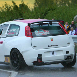 Lunette arrière Makrolon Fiat Punto 3