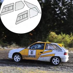 Kit Makrolon Opel Astra F - 3mm
