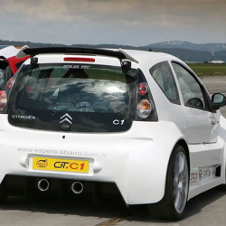 Lunette arrière Makrolon Renault 19
