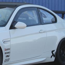 rear windows Lexan BMW E92 Coup?
