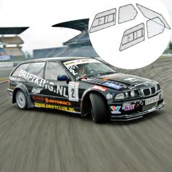 Kit Makrolon BMW E36 Coup? - 3mm