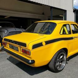 Lunette arri?re Makrolon BMW E36 coup?