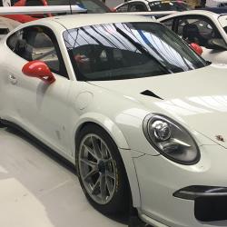 windscreen lexan Margard Porsche 991