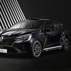Pare-brise Polycarbonate Margard Renault Clio 4