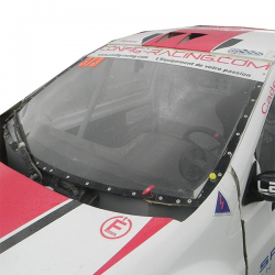 Pare-brise Polycarbonate Margard Peugeot 106 Phase 1